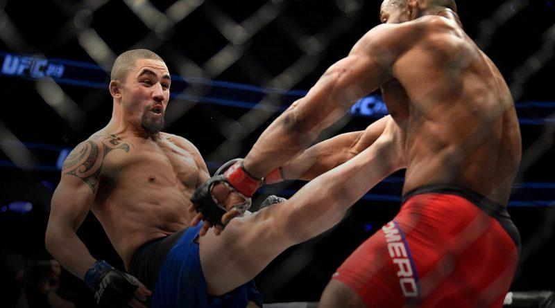 Etsitkö uusia lajeja, joista lyödä vetoa – UFC hyvä vaihtoehto
