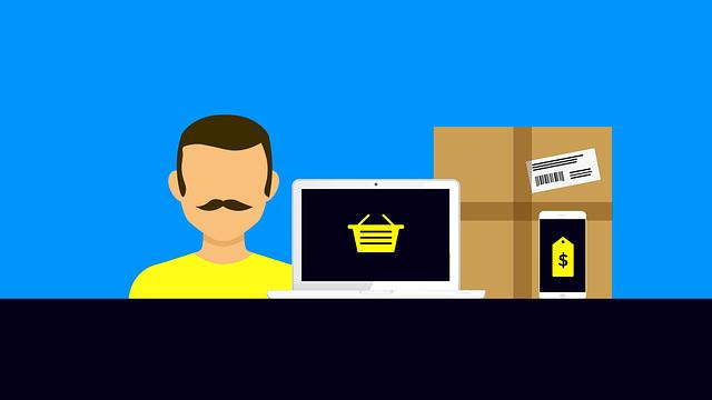 Verkko-ostosten tekeminen rajakaupoissa on viime aikojen trendi